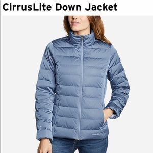 Packable Down Jacket - Eddie Bauer Cirruslite